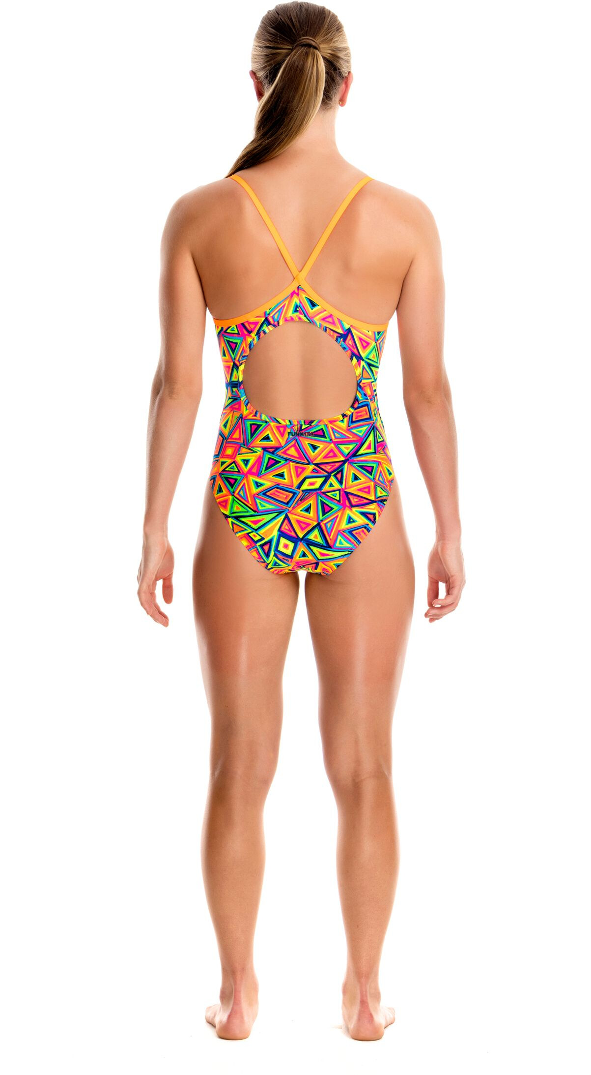 Funkita One Piece Swimsuit Girls Crazy Crayon online ...